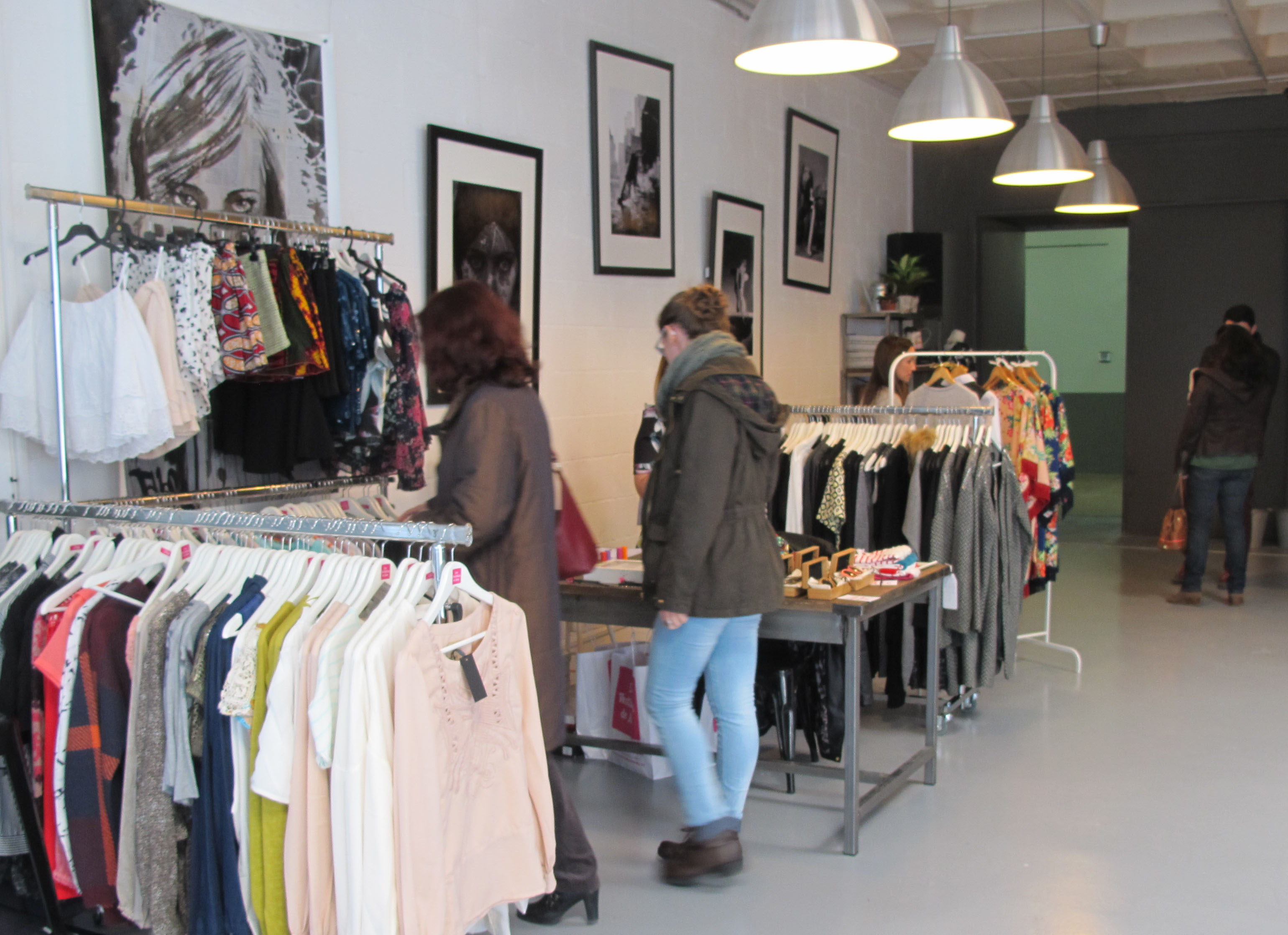 Primera Edición Pop Up Store en EL LABERINTO
